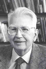 Ronald Coase (copyright Coase Institute (http://coase.org))