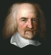 Thomas Hobbes: portrait par John Michael Wright